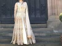 Sabyasachi inspired wedding gown