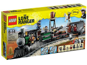 Lego 79111 Constitution Train Chase - The Lone Ranger