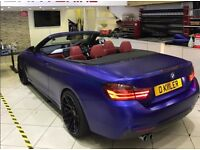 Window Tinting And Car Wrapping Specialists *Tinting From £70* *Wrapping from £600*