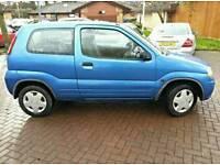 2003 SUZUKI 1.3 IGNIS 1 OWNER SMALL RELIABLE ECONOMICAL CAR EXCELLENT
