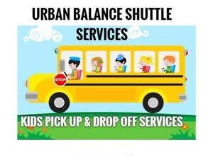 Before and after School - Kids Pick up and Drop off Services