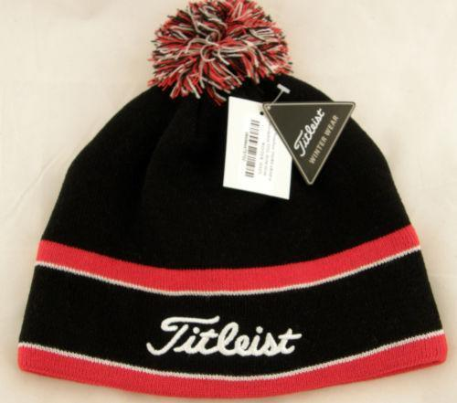 8130a5602d0 Titleist Winter Hat