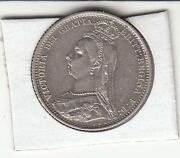 1887 Victoria Coin