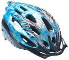 Mongoose Blue Cycling Helmets