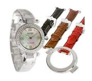 Solid Silver Ladies Watch