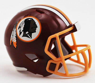 WASHINGTON REDSKINS NFL Cupcake / Cake Topper Mini Football Helmet (Redskins Cake)
