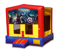 Quality Bouncy Castle service with reasonable prices