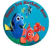Finding Nemo Cake Toppers