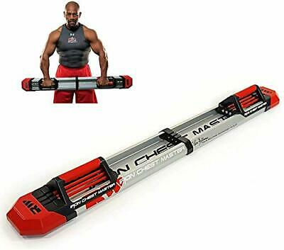 Iron Chest Master Push Up Machine - The Perfect Chest Workout Equipment for H...