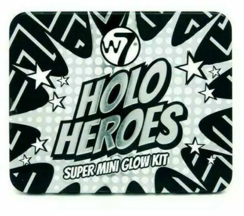 W7+HOLO+HEROES+SUPER+MINI+GLOW+KIT