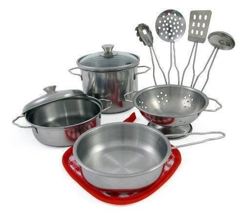 Kids Pots And Pans Toys Amp Hobbies Ebay