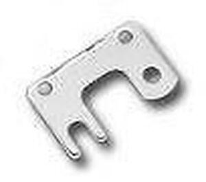 Custom-Chrome-Harley-starter-Cavo-Piastrina-per-Softail-e-FXR-MODELLI-bc23449-T