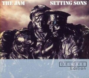 Setting Sons [Deluxe Edition] [Digipak] by The Jam (CD, Nov-2014, 2 Discs, Unive