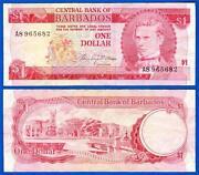 Barbados 1 Dollar
