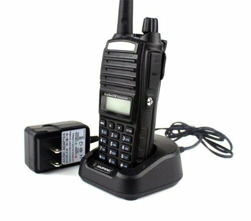 Baofeng Uv-82hp High Power Dual Band Ham Radio Walkie Tal...