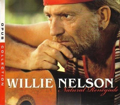 Willie Nelson   Natural Renegade  Best Of   Greatest Hits  Country Cd
