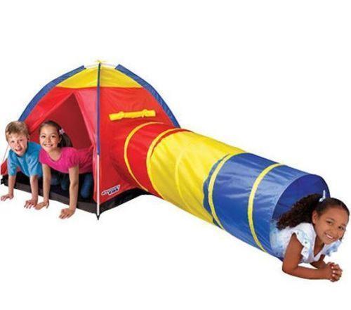 Kids Tent Tunnel Ebay