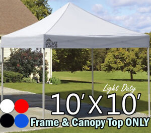 canopy  10*10 for sale