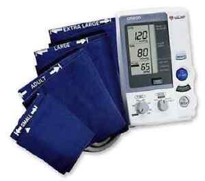 Omron HEM-907XL Pro Blood Pressure Monitor - 907XL Machine - New In Box