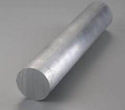 Solid Aluminum Round Rod 58 X 6 Ft Bar Stock Alloy 6061 Unpolished Finish