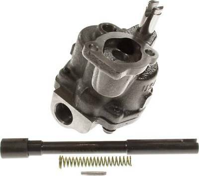 Melling Shark Tooth Oil Pump 10550ST SBC High Volume Performance Small Block New
