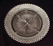 Depression Glass Divided Relish Dish