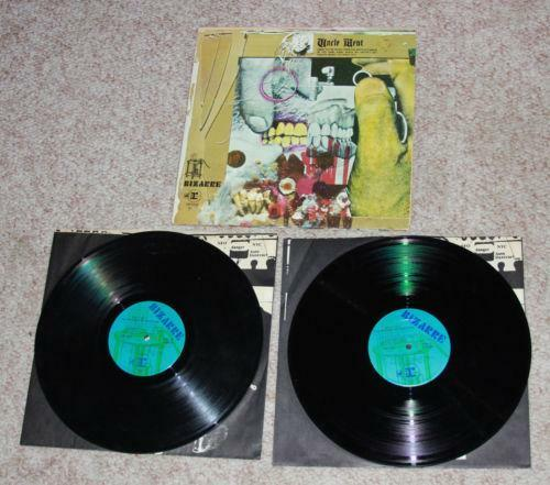 Uncle Meat Lp Records Ebay