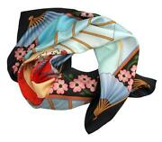 Japanese Silk Scarf