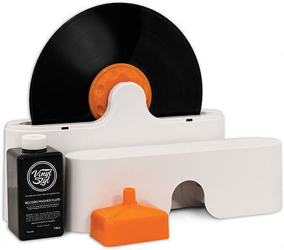 Vinyl Styl™ Deep Groove Record Washer System **BRAND NEW IN BOX!
