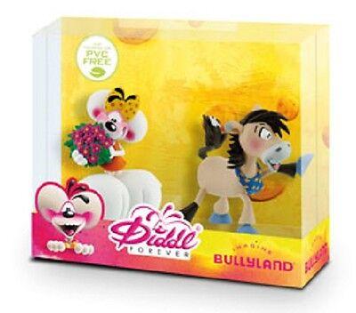 Diddl + Galupy Bullyland Geschenk Box Set Sammelfigur Figur