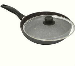 NEW StoneDine PFOA Free Non-stick Stone-coated  Large 11