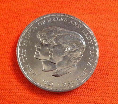 Princess Diana Prince Charles Coin Ebay