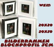 bilderrahmen holz 30x30 ebay. Black Bedroom Furniture Sets. Home Design Ideas
