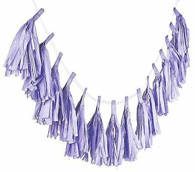 Tri Tissue Paper Tassel Garland Bunting Party Wedding Birthday Party DIY Pom Pom
