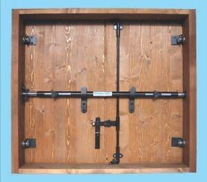 Sbarra barra estensibile 107 125cm blindox sistema di - Finestre sicurezza ...