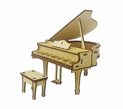 Wooden puzzle kigumi (Kikumi) piano accessories