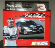 Dale Earnhardt Playing Cards