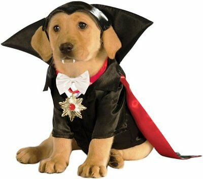 Rubies Dracula Universal Studios Movie Classic Pet Dog Halloween Costume 887862