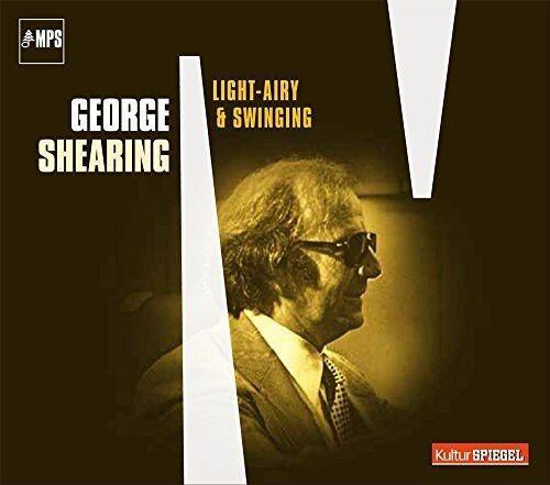 George Shearing - Light Airy & Swinging [New CD]