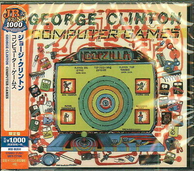 Computer Games - George Clinton - Computer Games: Limited [New CD] Ltd Ed, Japan - Import