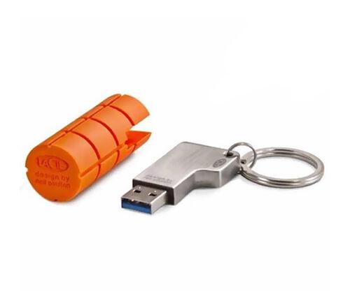 LaCie RuggedKey 64GB All-Terrain USB 3.0 Flash Drive