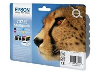 Epson Multi pack Ink Cartridge T0715 Original unused (OEM) Epson .
