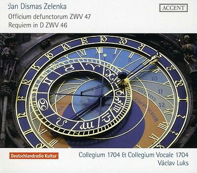 Collegium Vocale 170   Music For Funeral Rites Of Augustus The Strong  New Cd