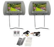 Car LCD TV