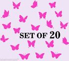 Butterfly Small Vinyl Wall Stickers