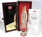 Coca Cola Crystal Bottle