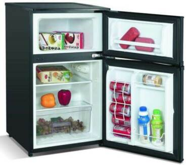 TecoTBF84BMTA Teco 84 L 2 Door Bar Fridge (Black) Pick up Save 5% Shellharbour Shellharbour Area Preview