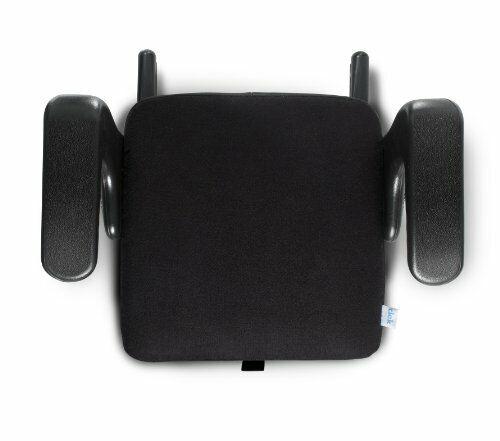 Clek Olli Booster Car Seat - Jet Black (OL12U1BK)