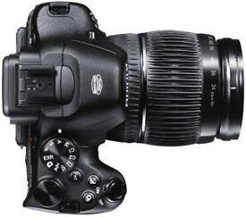 FUJIFILM XS-1 Digital 26 x Zoom Bridge Camera