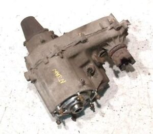 Looking for Transfer case for an '02 Jeep TJ
